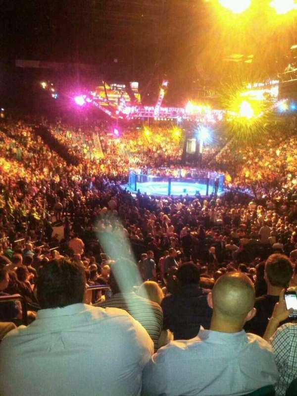 MGM Grand Garden Arena, Abschnitt: 3, Reihe: V, Platz: 15