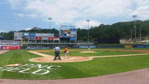 PNC Field, Abschnitt: 20, Reihe: 3, Platz: 5