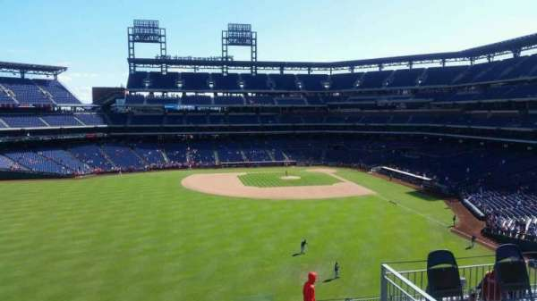 Citizens Bank Park, Abschnitt: Harry the ks, Reihe: na, Platz: na