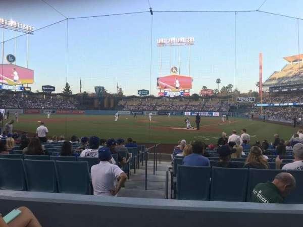 Dodger Stadium, Bereich: 5FD, Reihe: C, Platz: 3