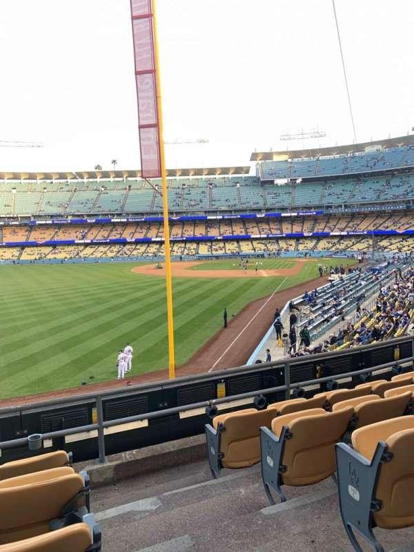 Dodger Stadium, Bereich: 165LG, Reihe: E, Platz: 1