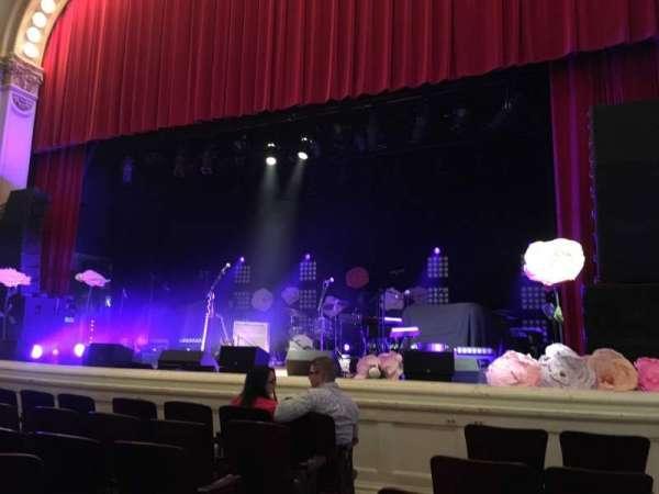 Carnegie of Homestead Music Hall, Abschnitt: Floor Right, Reihe: F, Platz: 2
