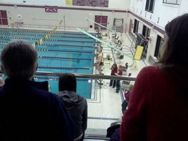 Lockport High School Swimming Place, Abschnitt: 3, Reihe: 3, Platz: 5