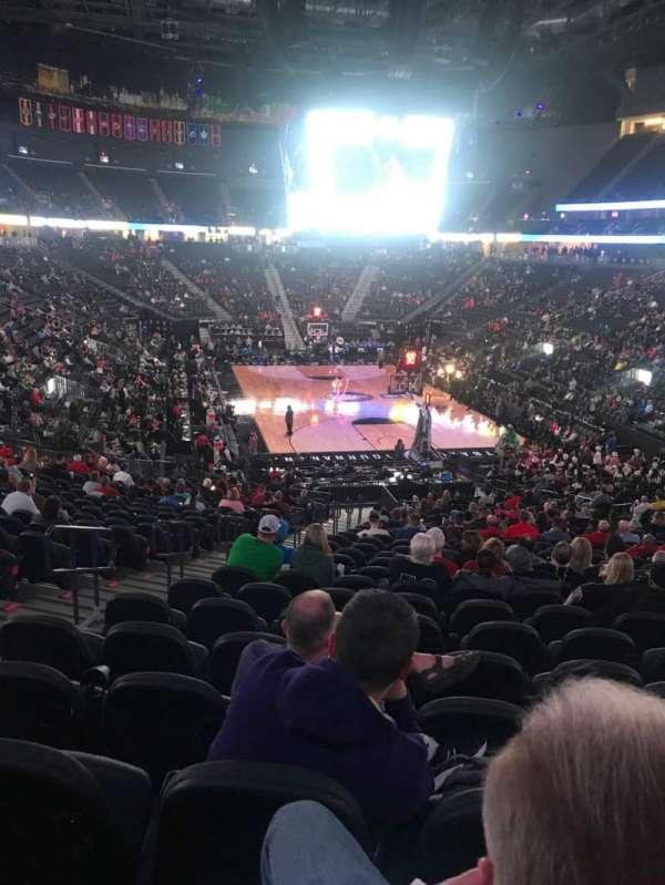 T-Mobile Arena, Abschnitt: 10, Reihe: Z, Platz: 5