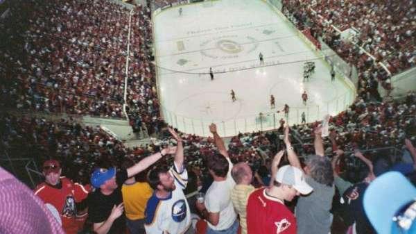 PNC Arena, Abschnitt: 316