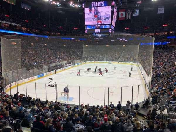 Nationwide Arena, Abschnitt: 119, Reihe: AAW, Platz: 9