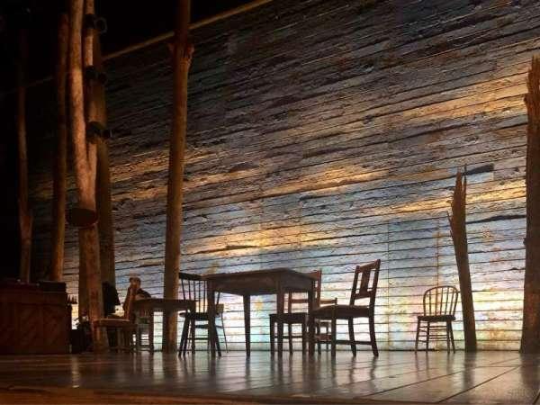 Gerald Schoenfeld Theatre, Abschnitt: Orchestra C, Reihe: AA, Platz: 114