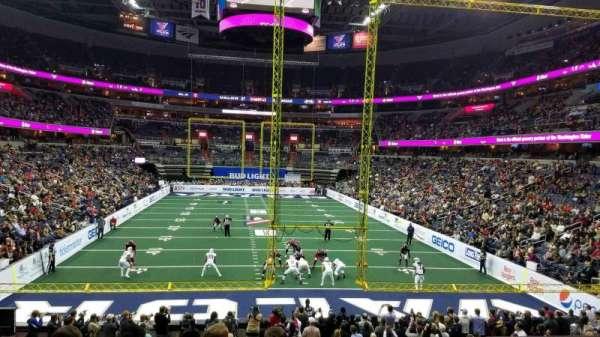 Capital One Arena, Abschnitt: 105, Reihe: T, Platz: 10