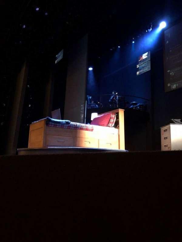 Music Box Theatre, Abschnitt: Orchestra, Reihe: A, Platz: 6