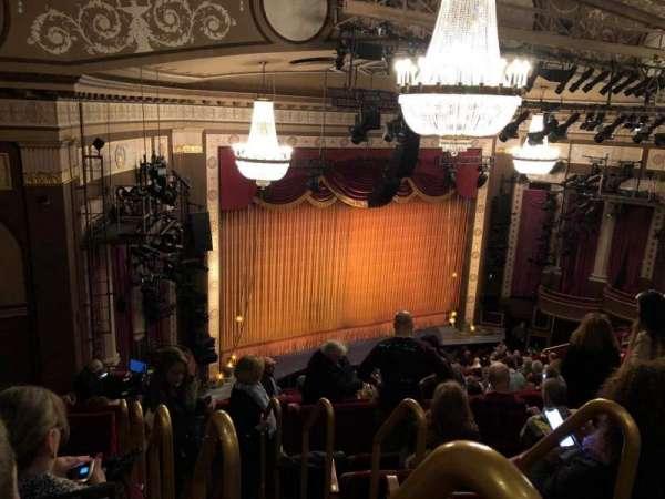 Imperial Theatre, Abschnitt: Rear Mezz, Reihe: F, Platz: 1