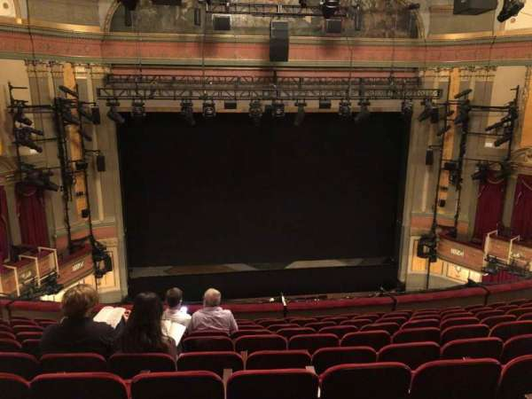 Neil Simon Theatre, Abschnitt: FMEZZ, Reihe: K, Platz: 107