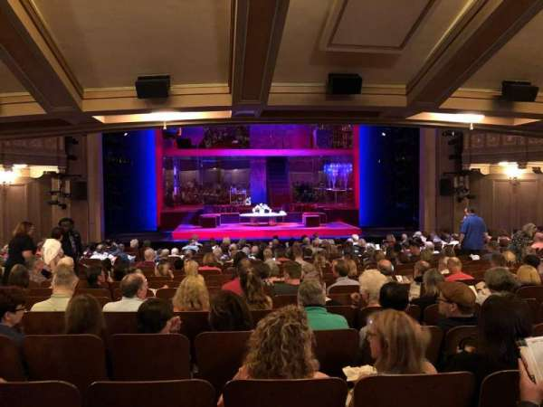 Booth Theatre, Abschnitt: SRO, Platz: 106