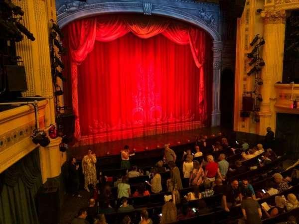 Hudson Theatre, Abschnitt: Dress Circle, Reihe: A, Platz: 7