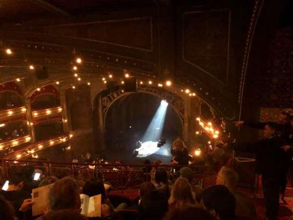 Lyric Theatre, Abschnitt: Balcony R, Reihe: G, Platz: 24