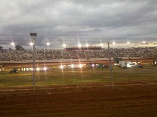 Dirt Track At Charlotte