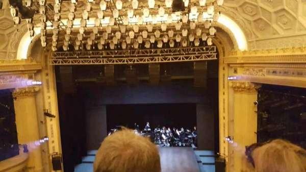 Hudson Theatre, Abschnitt: Center Balcony, Reihe: B, Platz: 113