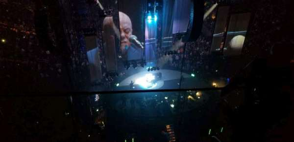 Madison Square Garden, Abschnitt: 319, Reihe: BS3, Platz: 20