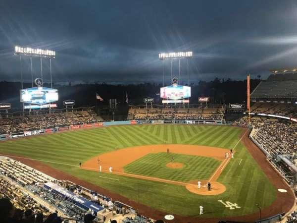 Dodger Stadium, Abschnitt: 7RS, Reihe: J, Platz: 2