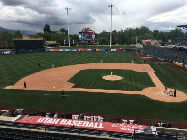 Smith's Ballpark, Abschnitt: Suite, Reihe: 19
