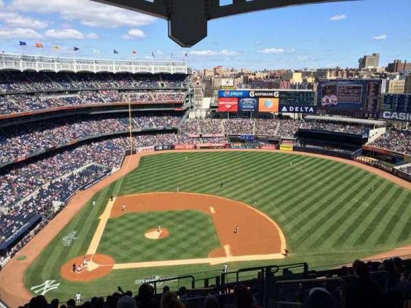 Yankee Stadium, Abschnitt 417, Heimat von New York Yankees ...