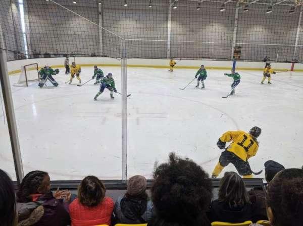 Warrior Ice Arena, Abschnitt: 5, Reihe: D, Platz: 11