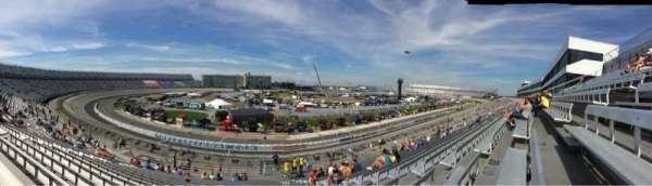 Dover International Speedway, Abschnitt: 114, Reihe: 20, Platz: 5