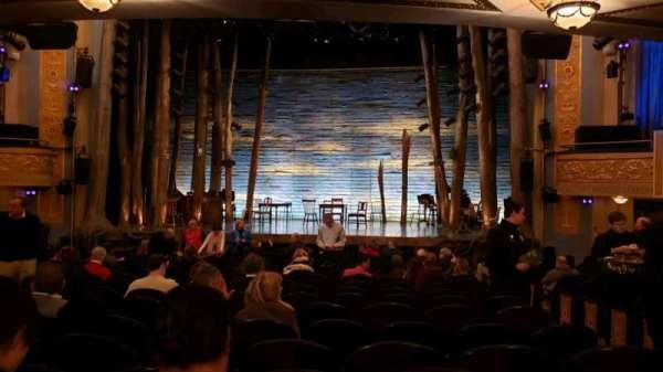 Gerald Schoenfeld Theatre, Abschnitt: Orchestra C, Reihe: Q, Platz: 111-112
