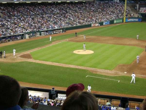 Kauffman Stadium, Abschnitt: 234, Reihe: D, Platz: 7