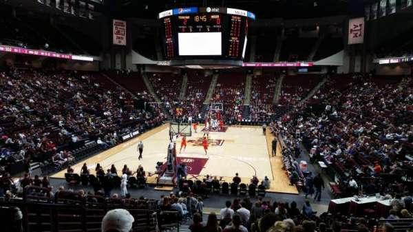 Reed Arena, Abschnitt: 127