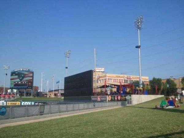 Oneok Field, Abschnitt: Lawn GA, Platz: Lawn