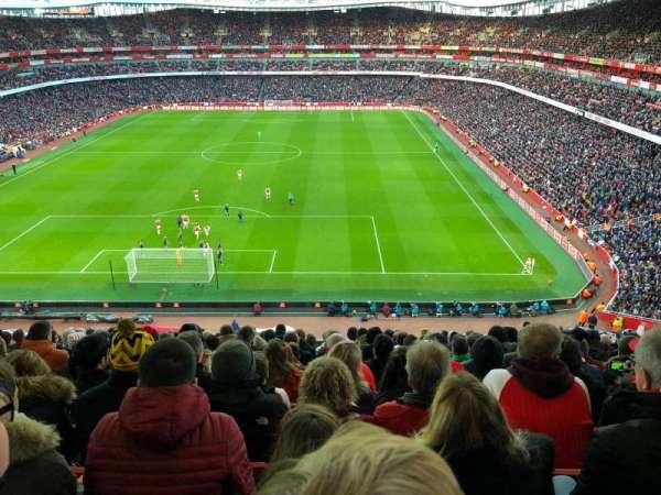 Emirates Stadium, Bereich: 123, Reihe: 14, Platz: 880