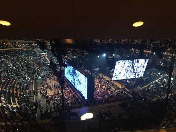 Madison Square Garden, Abschnitt: 415, Reihe: 4, Platz: 15