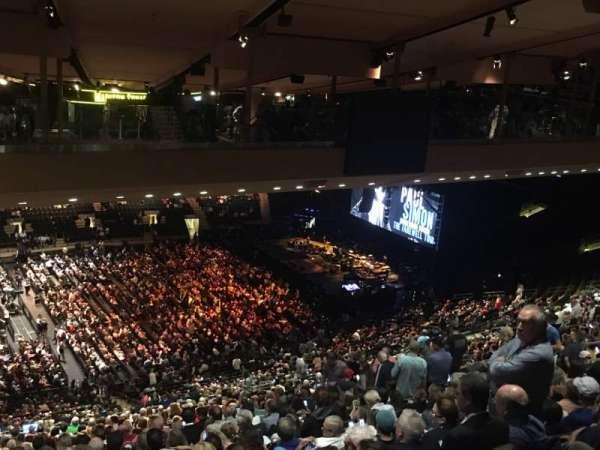 Madison Square Garden, Abschnitt: 210, Reihe: B25, Platz: 1