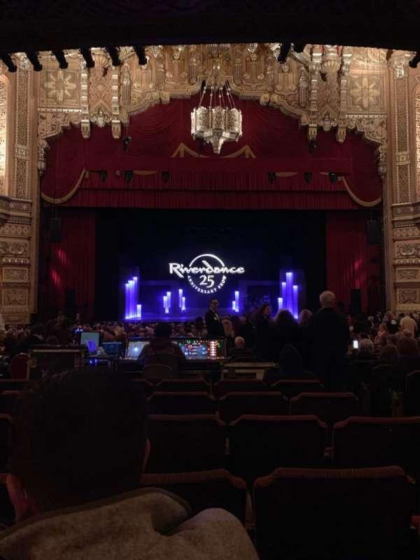 Fox Theatre (Detroit), Bereich: F3, Reihe: CC, Platz: 312
