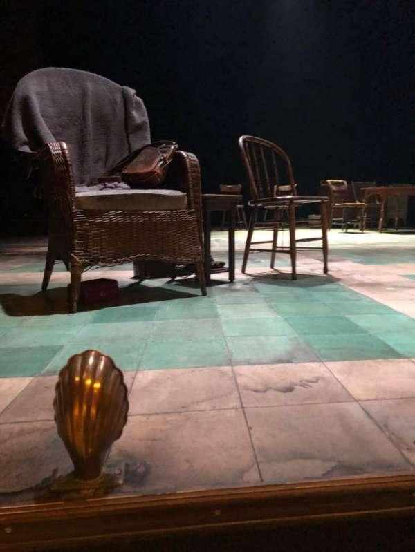 The Newman Theater at the Joseph Papp Public Theatre, Abschnitt: Orch, Reihe: A, Platz: 11