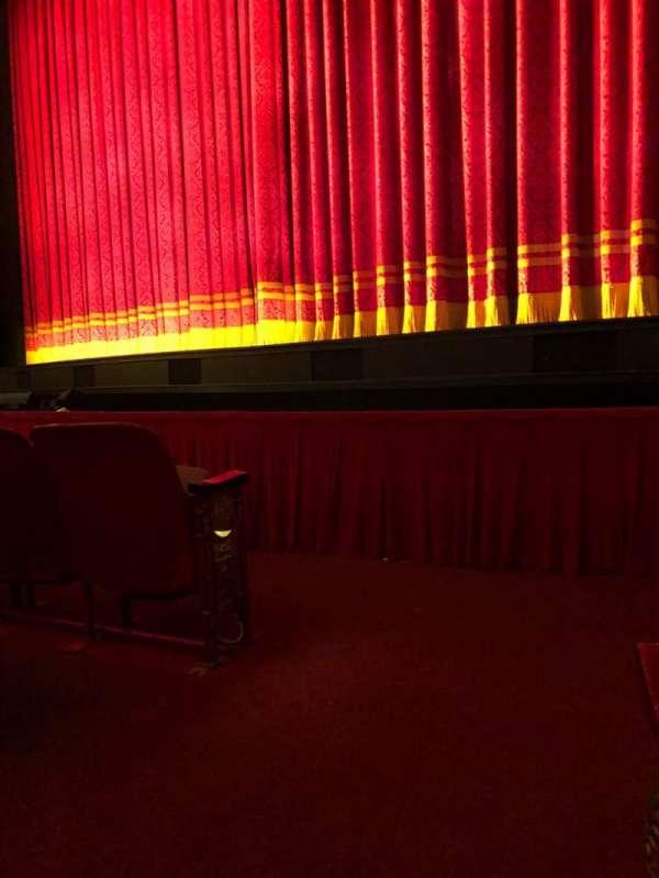 Cadillac Palace Theater, Abschnitt: Orch, Reihe: C, Platz: 2