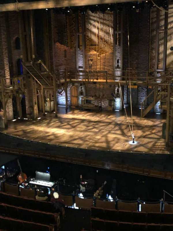 Boston Opera House, Abschnitt: Dress Circle, Reihe: AA, Platz: 16