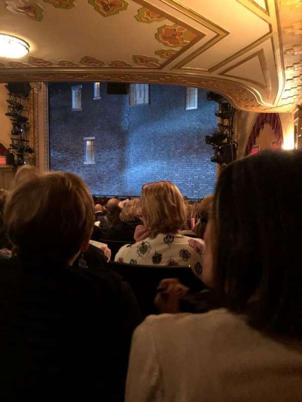 John Golden Theatre, Abschnitt: Orch, Reihe: Q, Platz: 12