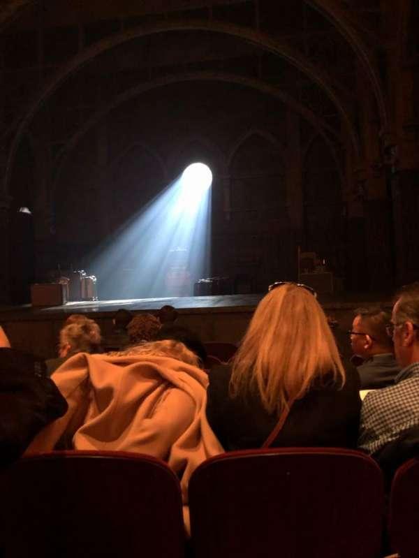 Lyric Theatre, Abschnitt: Orch, Reihe: F, Platz: 10