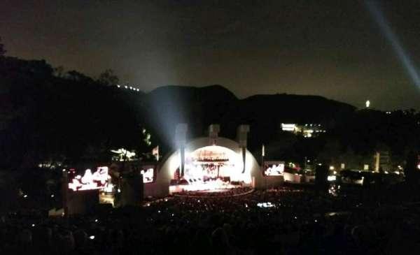 Hollywood Bowl, Abschnitt: U2, Reihe: 3, Platz: 111