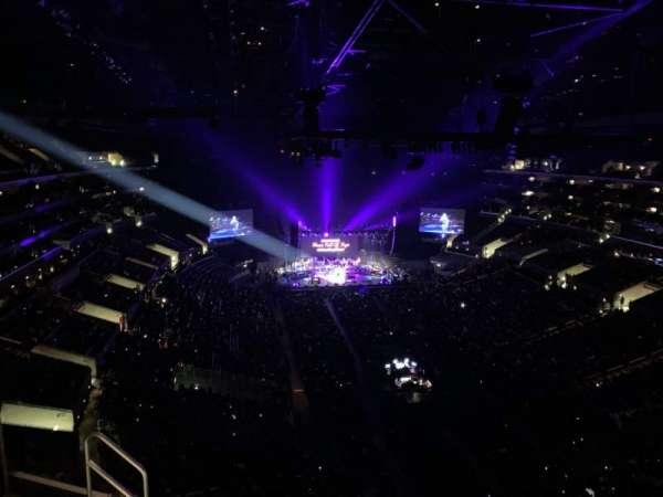 Staples Center, Abschnitt: 311, Reihe: 7, Platz: 19