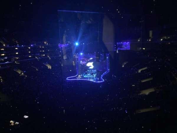 Staples Center, Abschnitt: 306, Reihe: 1, Platz: 1