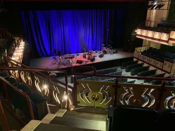 Ruth B. Shannon Center For The Performing Arts, Abschnitt: Bald 2, Reihe: C, Platz: 18