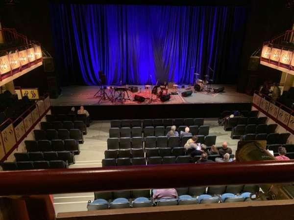 Ruth B. Shannon Center For The Performing Arts, Abschnitt: Bald 2, Reihe: A, Platz: 6