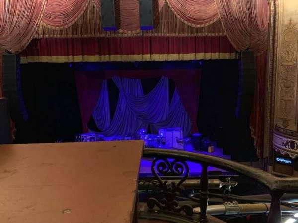 Orpheum Theatre (Los Angeles), Abschnitt: Mezz, Reihe: A, Platz: 102