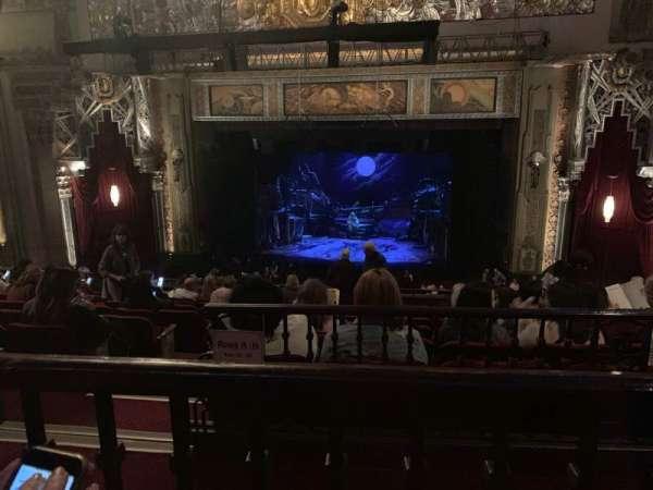 Hollywood Pantages Theatre, Abschnitt: Mezz Center Right, Reihe: J, Platz: 203