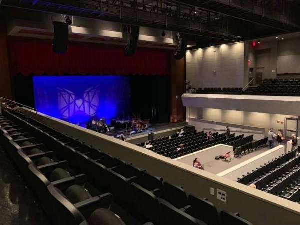 Arcadia Performing Arts Center, Abschnitt: Mezz Left, Reihe: DD, Platz: 59