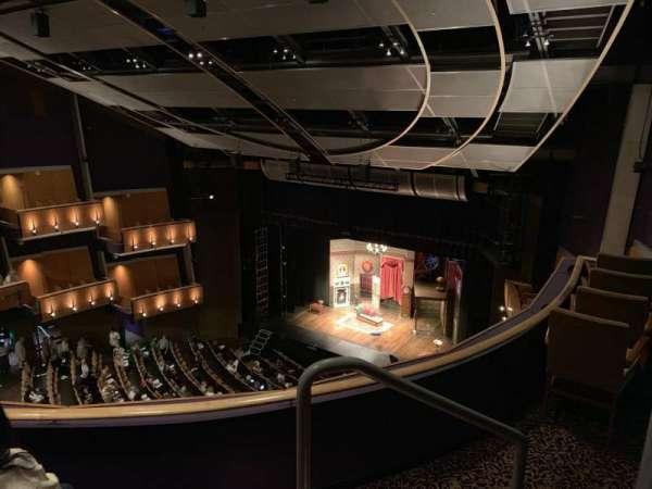 Ahmanson Theatre, Abschnitt: Balcony , Reihe: C, Platz: 1