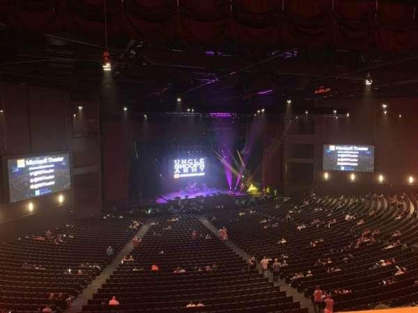 Microsoft Theater, Abschnitt: Lower Mezz Left, Reihe: C, Platz: 501