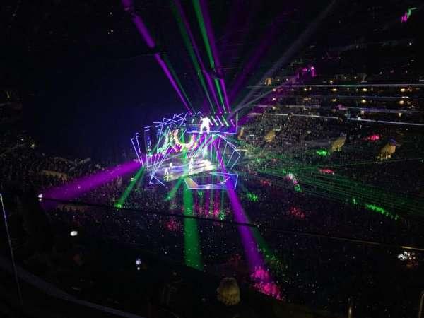 Staples Center, Abschnitt: 315, Reihe: 6, Platz: 2